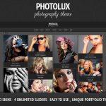Download Free Photolux v2.3.9 - Photography Portfolio WordPress Theme