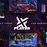 Download Free PlayerX v1.1 - A High-powered Theme for Gaming