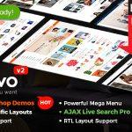 Download Free Revo v2.6.0 - Multi-purpose WooCommerce WordPress Theme