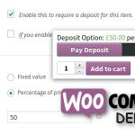 Download Free WooCommerce Deposits v2.3.7 - Partial Payments Plugin