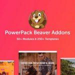 Download Free Beaver Builder PowerPack Addon v2.6.8.4