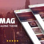 Download Free BlogMag v1.0 - Responsive Blog and Magazine Theme