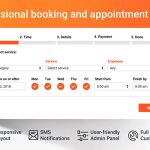 Download Free Bookly Booking Plugin v16.4 – Responsive Appointment Booking