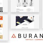 Download Free BURAN v2.0.1 - Creative Portfolio and Business Theme