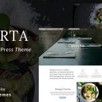 Download Free Caverta v1.1.5 - Fine Dining Restaurant WordPress Theme