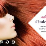 Download Free Cinderella v2.0 - Theme for Beauty, Hair and SPA Salons