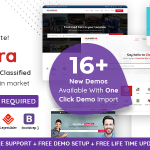 Download Free Classiera v4.0 - Classified Ads WordPress Theme