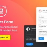 Download Free Contact Us Form v2.0.0 - WordPress Contact Form Plugin