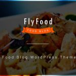 Download Free FlyFood v1.0.6 – Catering and Food WordPress Theme