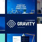 Download Free Gravity v1.0.3 - ECommerce, Agency & Presentation Theme