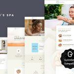 Download Free Helen's Spa v1.3 – Beauty Spa, Health Spa & Wellness Theme