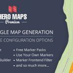 Download Free Hero Maps Premium v2.1.6 - Responsive Google Maps Plugin