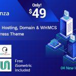 Download Free Hostinza v1.0.5 - Isometric Domain & Whmcs Web Hosting