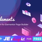 Download Free JetElements v1.14.8 - Addon for Elementor Page Builder