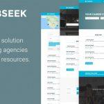Download Free Jobseek v2.7.5 - Job Board WordPress Theme