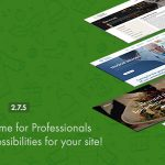 Download Free Kalium v2.7.5 - Creative Theme for Professionals