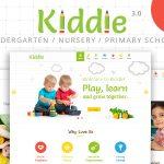 Download Free Kiddie v3.7 - Kindergarten and Preschool WordPress Theme