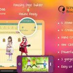 Download Free Kids Zone v4.0 - Responsive Children Theme