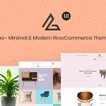 Download Free Lapa v1.0.5 - Minimal & Modern WooCommerce Theme