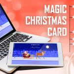Download Free Magic Christmas Card With Animation v1.0