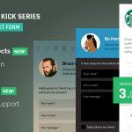 Download Free Ninja Kick: WordPress Contact Form v3.5.4