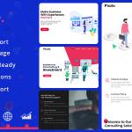 Download Free Pixzlo v1.0.1 - Creative Theme for Professionals