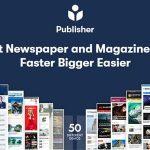 Download Free Publisher v7.5.1 - Newspaper Magazine AMP