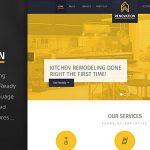 Download Free Renovation v3.2 - Construction Company Theme