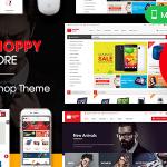 Download Free ShoppyStore v3.3.3 - WooCommerce WordPress Theme