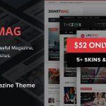 Download Free SmartMag v3.2.0 - Responsive & Retina WP Magazine