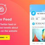 Download Free Twitter Feed v1.0.0 - WordPress Twitter Plugin