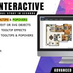 Download Free Vision Interactive v1.0 - Image Map Builder for WordPress