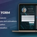 Download Free W8 Contact Form v1.5.5 - WordPress Contact Form Plugin
