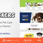 Download Free Whiskers v1.0 - Pets Store, Vet Clinic, Animal Adoption
