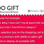 Download Free Woo Gift v4.7 - Advanced Woocommerce Gift Plugin