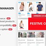 Download Free WP Blog Manager v2.0.0 - Plugin to Manage Design Blog