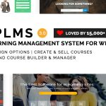 Download Free WPLMS v3.8 - Learning Management System for WordPress