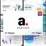 Download Free Agmycoo v1.1 - Isometric Creative Digital Agency