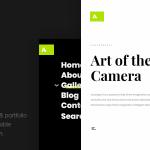 Download Free Anotte v1.4 - Horizontal Photography WordPress Theme