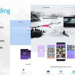 Download Free App Promotion v1.2 - One Page App Promotion Theme