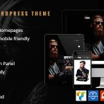 Download Free Barber v1.1.5 - Hair, Tattoo & Beauty Salons Theme