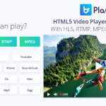 Download Free bzplayer Pro v1.8 – Live Streaming Player Plugin