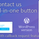 Download Free Contact us all-in-one button with callback v1.5.1