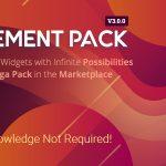 Download Free Element Pack v3.0.1 - Addon for Elementor Page Builder