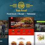 Download Free Fast Food v1.0.6 - WordPress Fast Food Theme