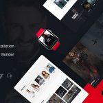 Download Free Filmax v1.0 - Movie Magazine WordPress Theme