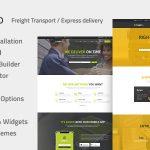 Download Free FreightCo v1.1 - Transportation & Warehousing Theme