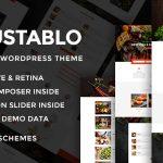 Download Free Gustablo v1.2 - Restaurant & Cafe Responsive Theme