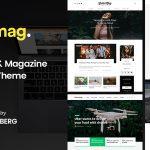 Download Free GutenMag v1.1.2 - Gutenberg Theme for Magazine and Blog