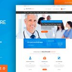 Download Free Health Care v2.00 – Health & Medical WordPress